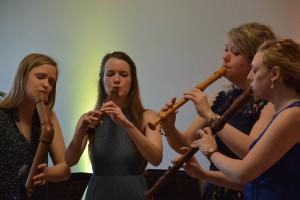 ELiGNiA Quartett live im Zamus
