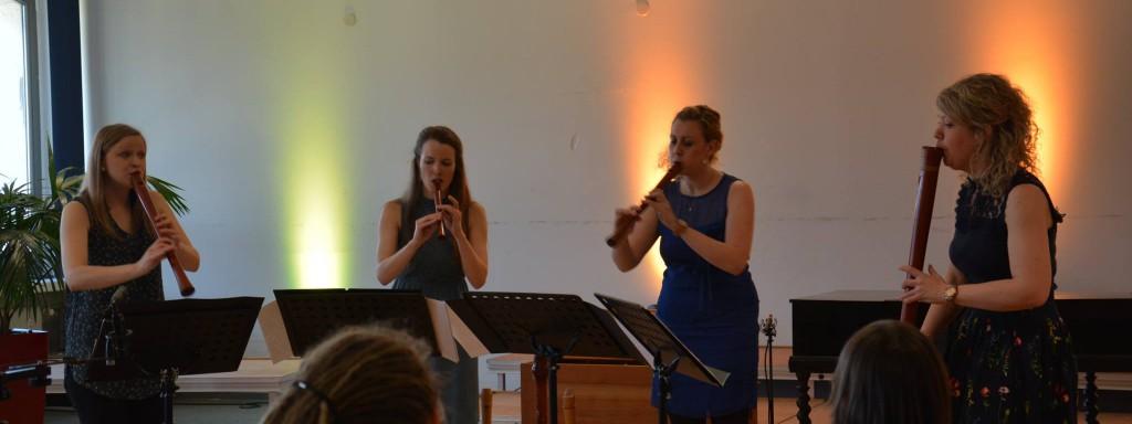 ELiGNiA Quartett II